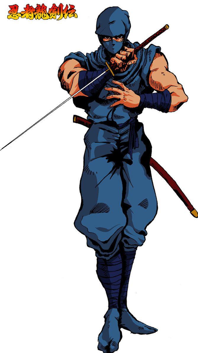 Ryu Hayabusa 1 By Hellstinger64 On Deviantart Ryu Hayabusa
