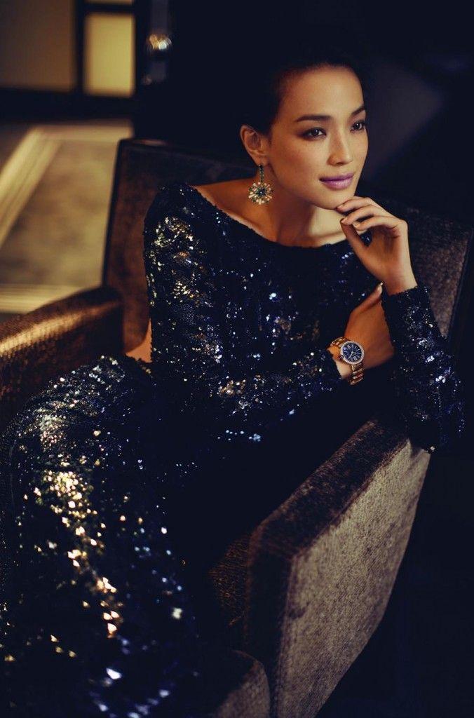 Bvlgari Watches 2014 Shu Qi