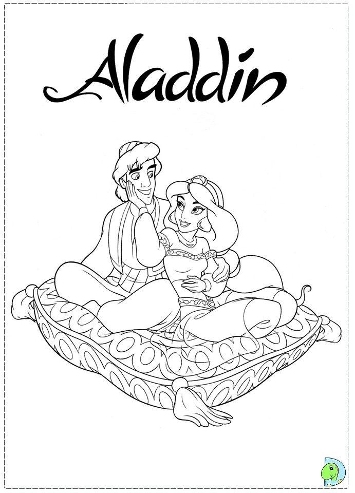 Pin von Mélanie Deforeit auf Aladdin | Pinterest