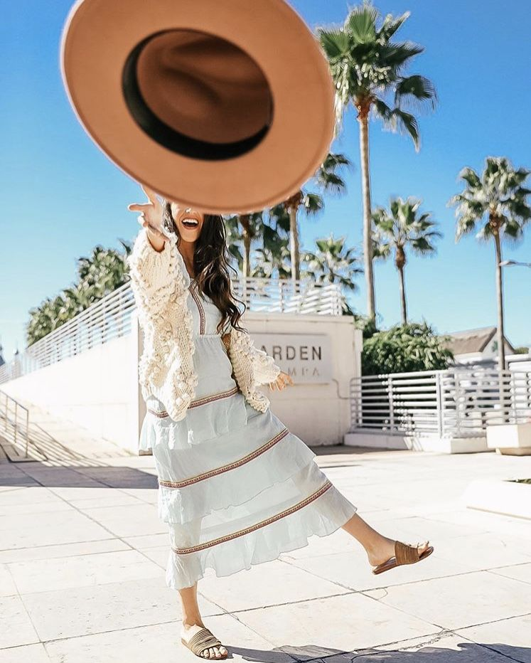 Hats Off To You In The Eve Summer Dress Summer Dresses Pitusa Fashion