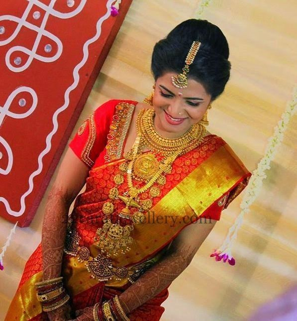 Divyadarshini Traditional Wedding Jewelry Traditional weddings
