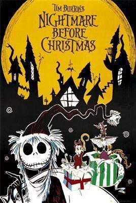 The Nightmare Before Christmas Poster Santa Claus 24x36 Nightmare Before Christmas Nightmare Before Christmas Movie Christmas Poster
