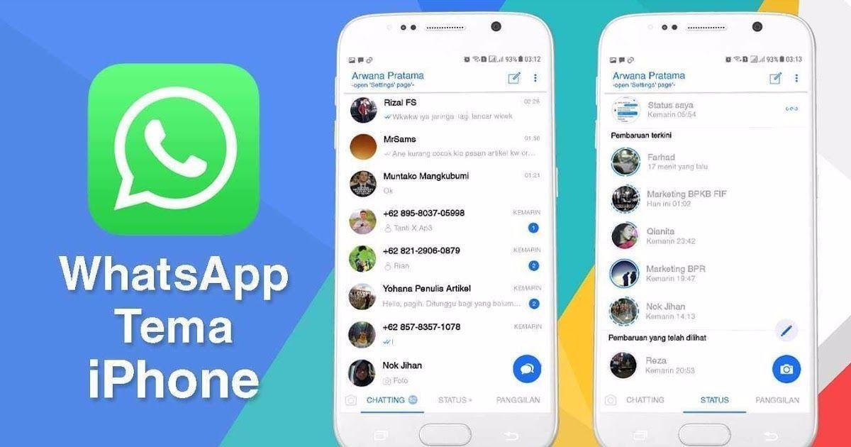 Gb Wa Juga Punya Fitur Anti Banned Bernama Gb Whatsapp Anti Ban Dan Selalu Di Update Mengikuti Perkembangan Terbaru But The Themes App Hp Android Iphone Style