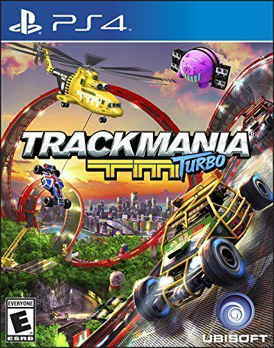 Trackmania Turbo Playstation 4 Click Image For More Details