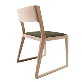 Jane Hamley Wells   NORD Sled Base Chair By ZIRU For Jane Hamley Wells