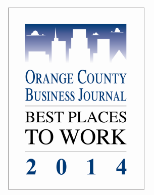 Bisnar Chase Personal Injury Attorneys Made The List Of Best Places To Work In Orange County For A Third Str Best Places To Work Business Journal Orange County