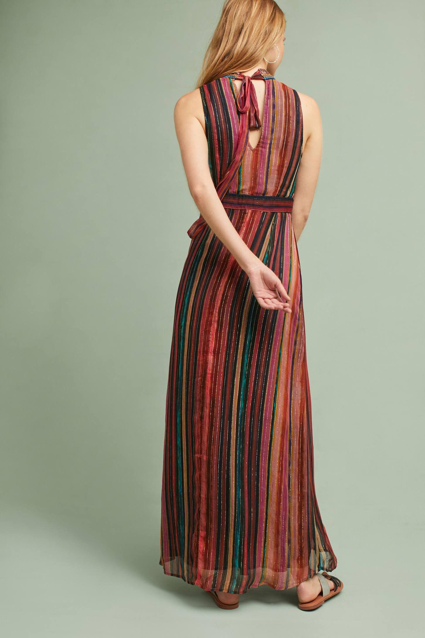 c306142ce Artista Maxi Dress at Anthropologie