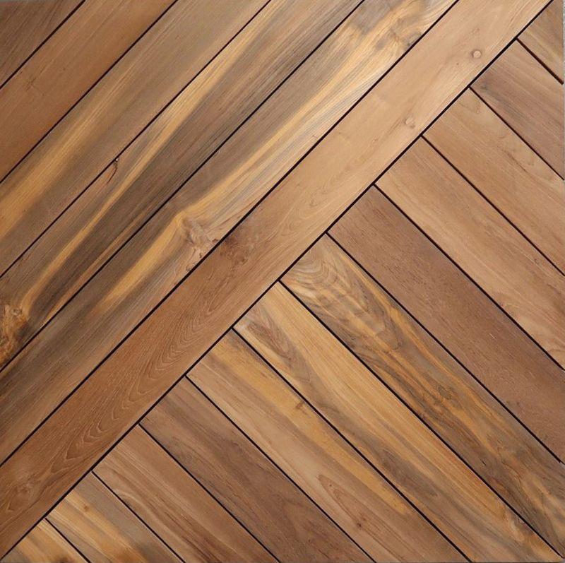 Reclaimed Teak Decking Hardwood Decking Indoteak Design Teak