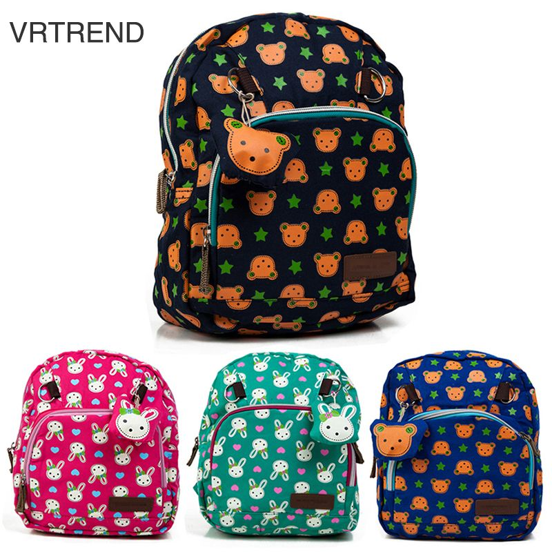 a5a2dde6c241 2016 Cartoon Animals Kid Backpack Children ᐂ School Bag For Boy Girl Baby  School Backpack mochila escolar High Quality ! 2016 Cartoon Animals Kid  Backpack ...