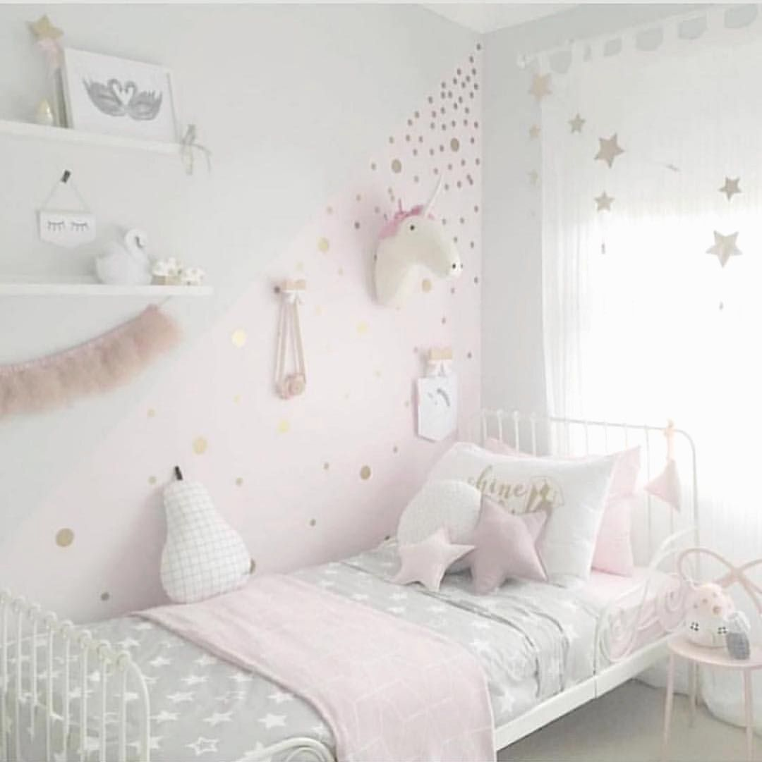 27 Childrens Bedroom Wallpaper Ideas It Making Cool With Images Childrens Bedroom Wallpaper Girls Room Decor Home Decor