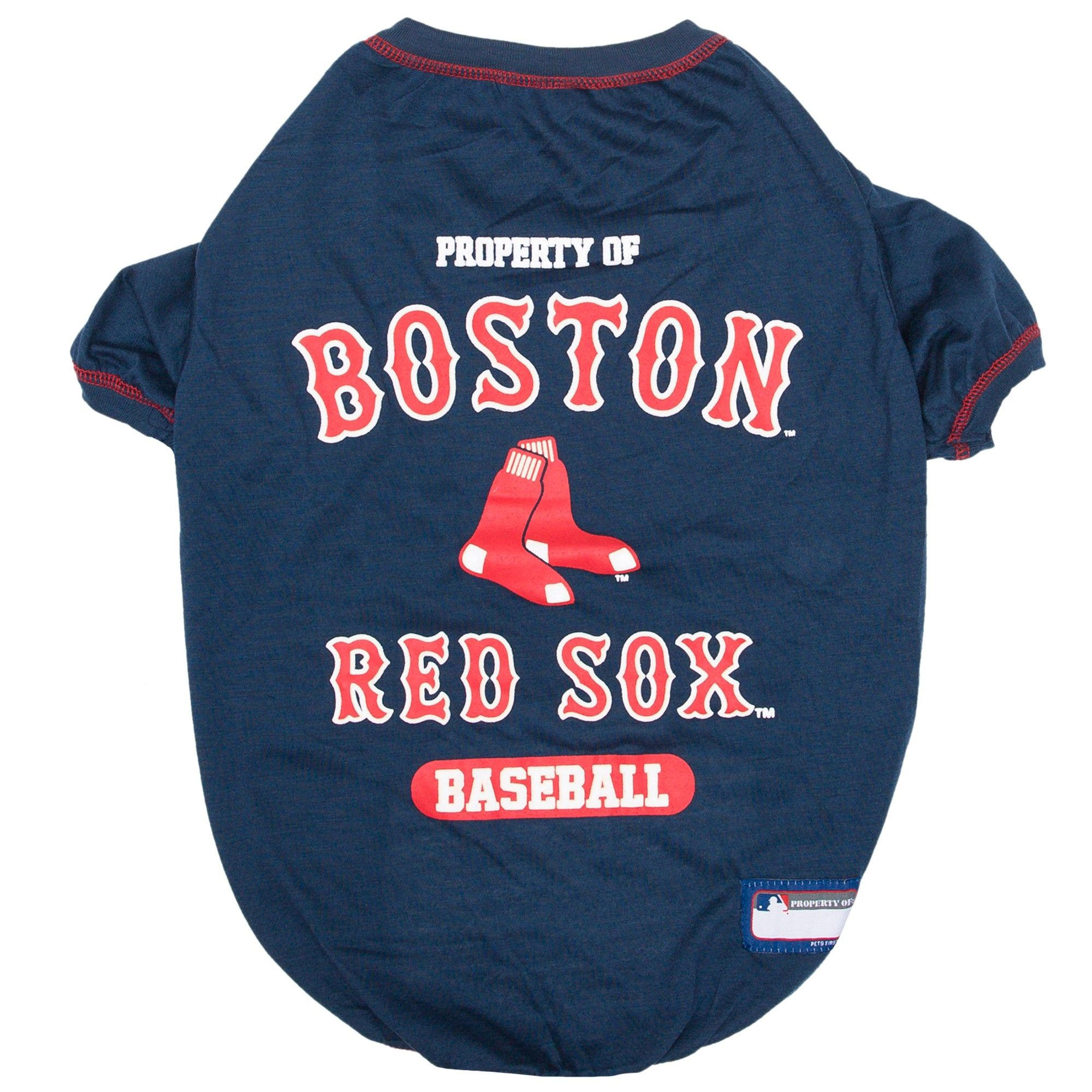 dc183df6431 Boston Red Sox Pets First Pet Baseball T-Shirt - XL in 2019 ...