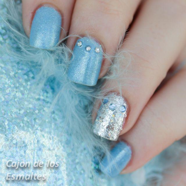 Cinderella Nail Art: Etude House Cinderella (Princess Happy