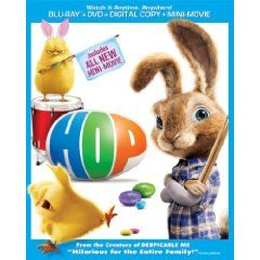 Hop Blu-ray Combo Pack (Blu-ray+DVD+Digital Copy+UltraViolet) (2011).  List Price: $39.98  Sale Price: $24.99  More Detail: http://www.giftsidea.us/item.php?id=b00466hn72