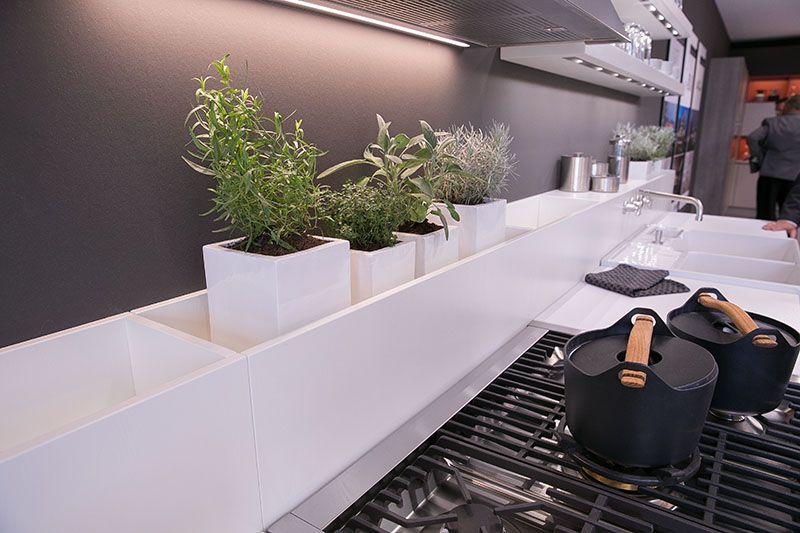 kraeuter-kueche-ideen Küche Pinterest More Room ideas - ideen für die küche