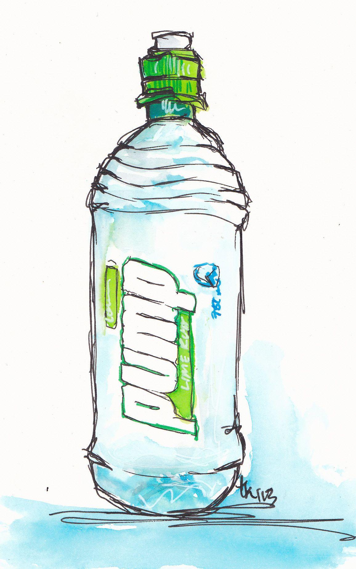 Pump Water bottle... http://traceyfletcherking.blogspot.com.au/