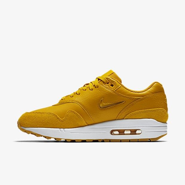 8af05814e0a5c Nike Air Max 1 Premium SC Jewel Mineral Yellow in 2019   sneaker ...