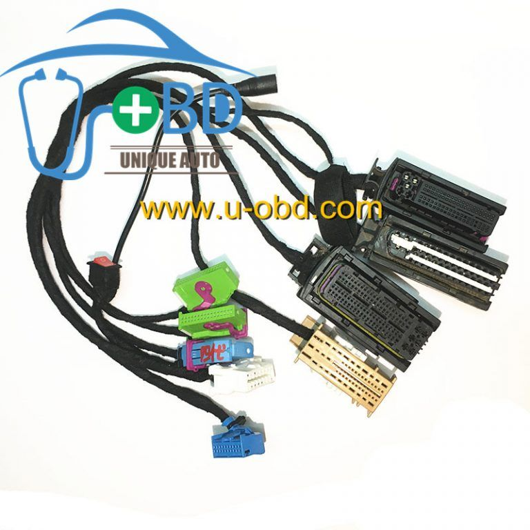 AUDI Mercedes BMW Universal LVDS display connect cable video