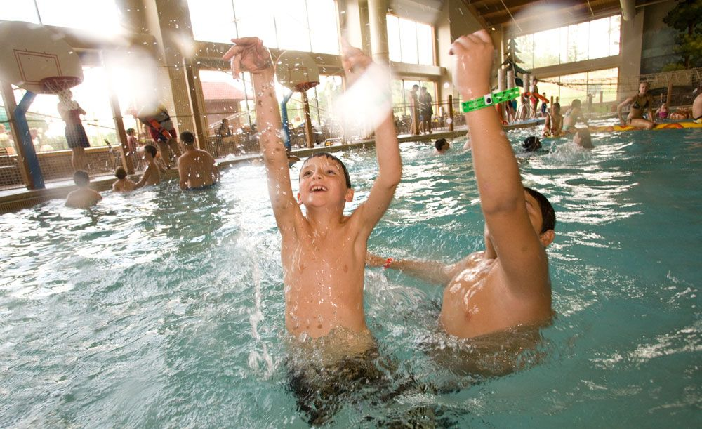 Children's Activities at Great Wolf Lodge Great wolf