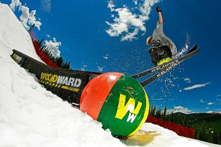 Ski camp overnight summer camp woodward tahoe with