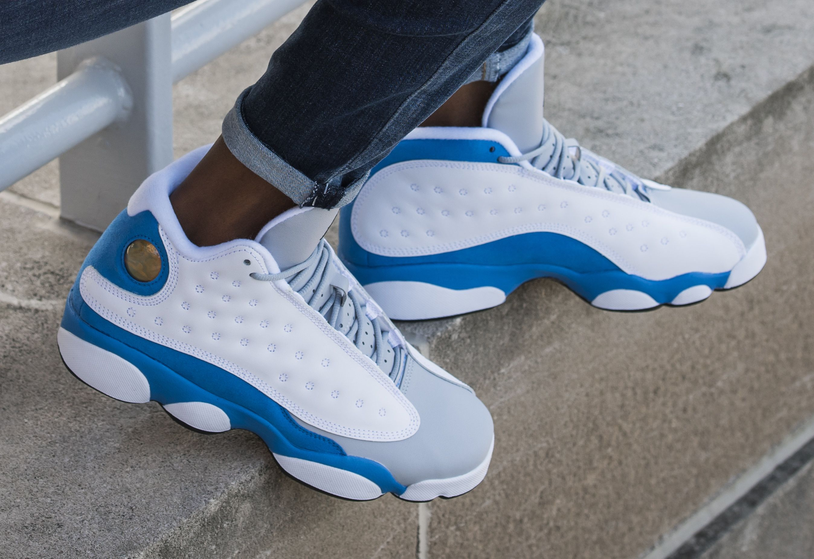 Air Jordan 13 GS Italy Blue Dropping This Weekend