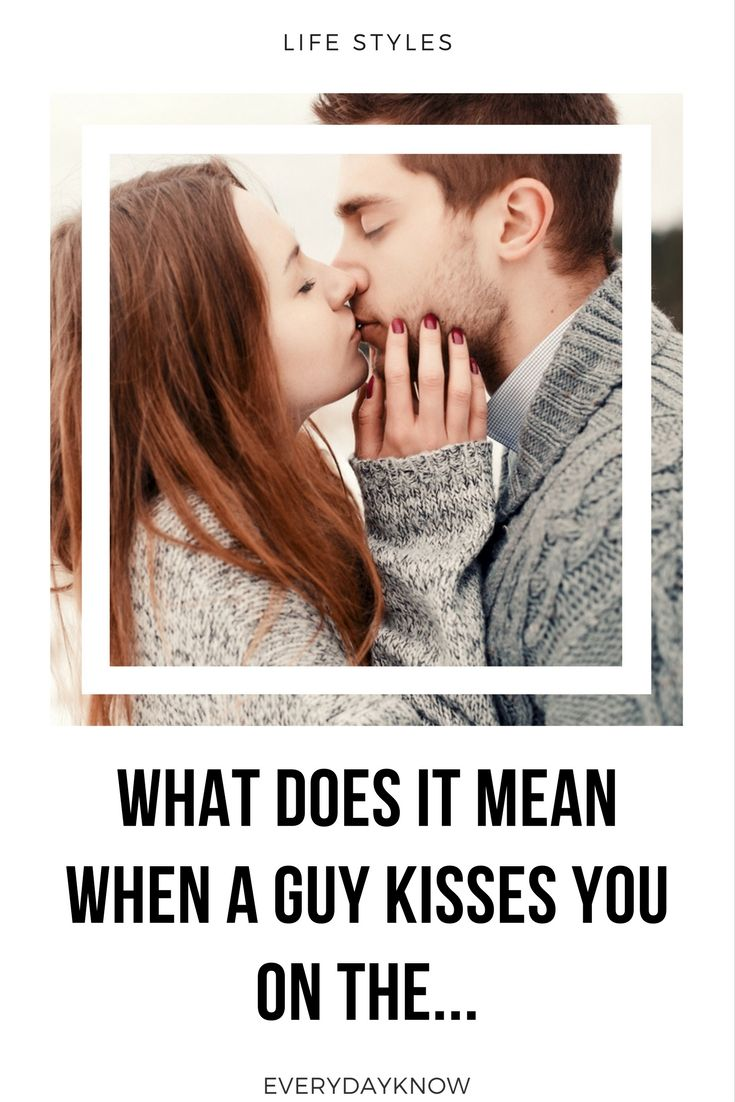 How to deepen a kiss