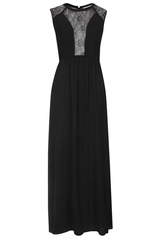 Lace and chiffon maxi dress by wyldr my style pinterest