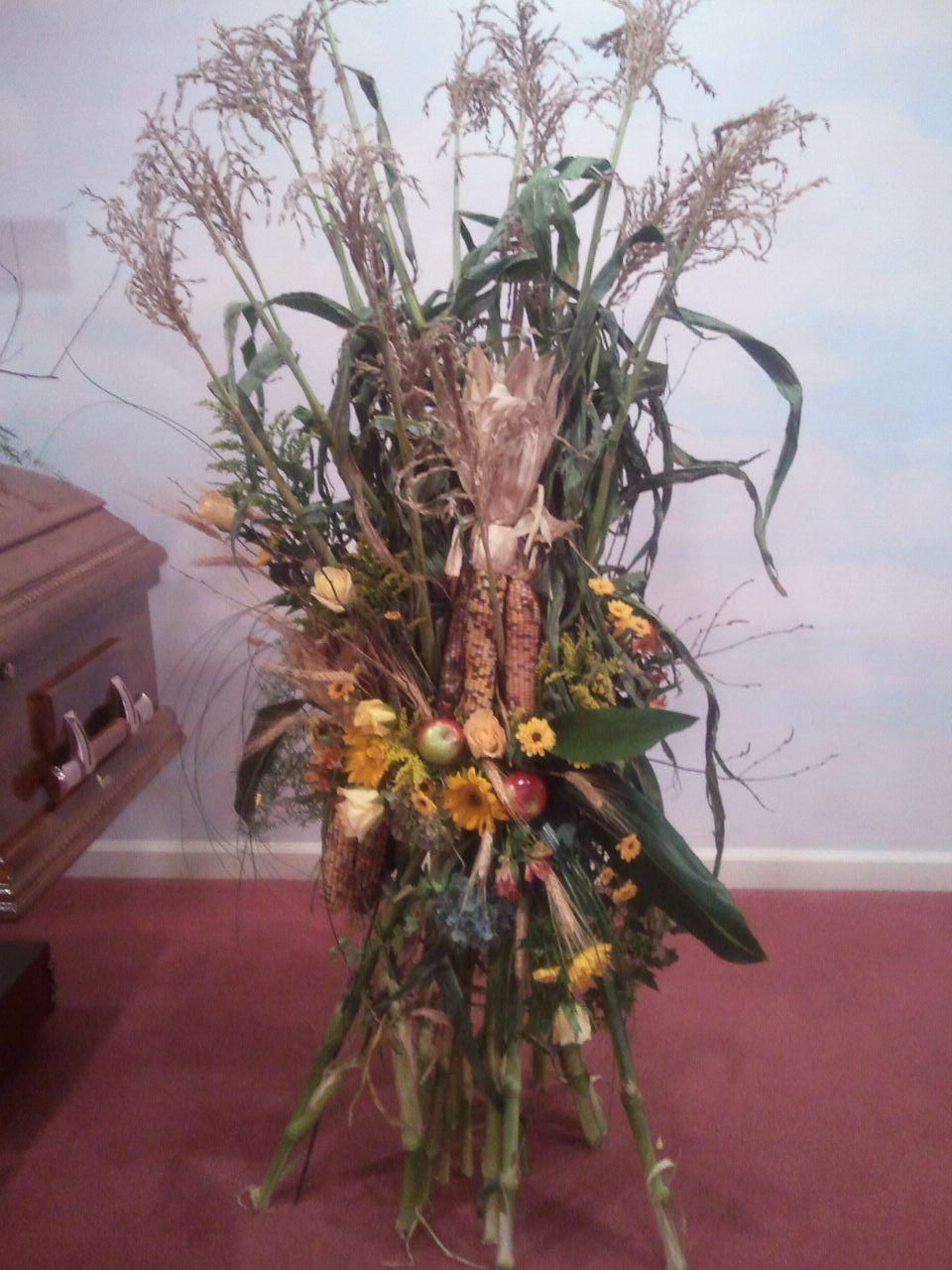 Custom funeral flowers funeral flowers pinterest funeral custom funeral flowers izmirmasajfo