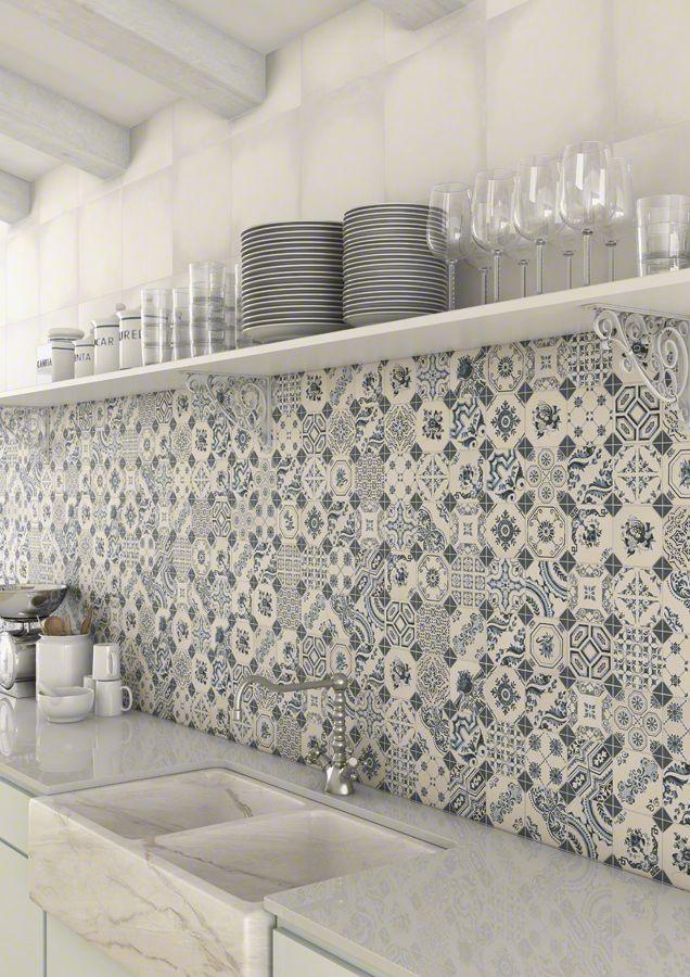 Ambientes cer micos porcel nicos vives azulejos y gres for Azulejos ceramicos
