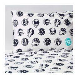 Ensembles Housses De Couette Literie Ikea Ikea Duvet Cover Duvet Covers Pillow Cases