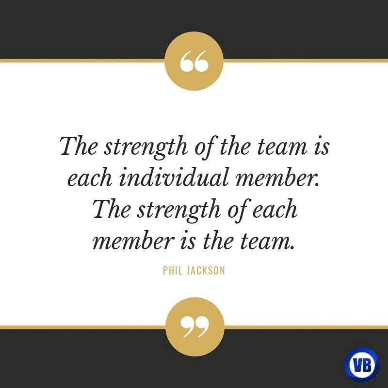 Quote Hr Leadership Work Team Teamwork