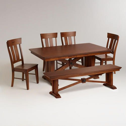 One Of My Favorite Discoveries At WorldMarket.com: Lugano Dining Collection