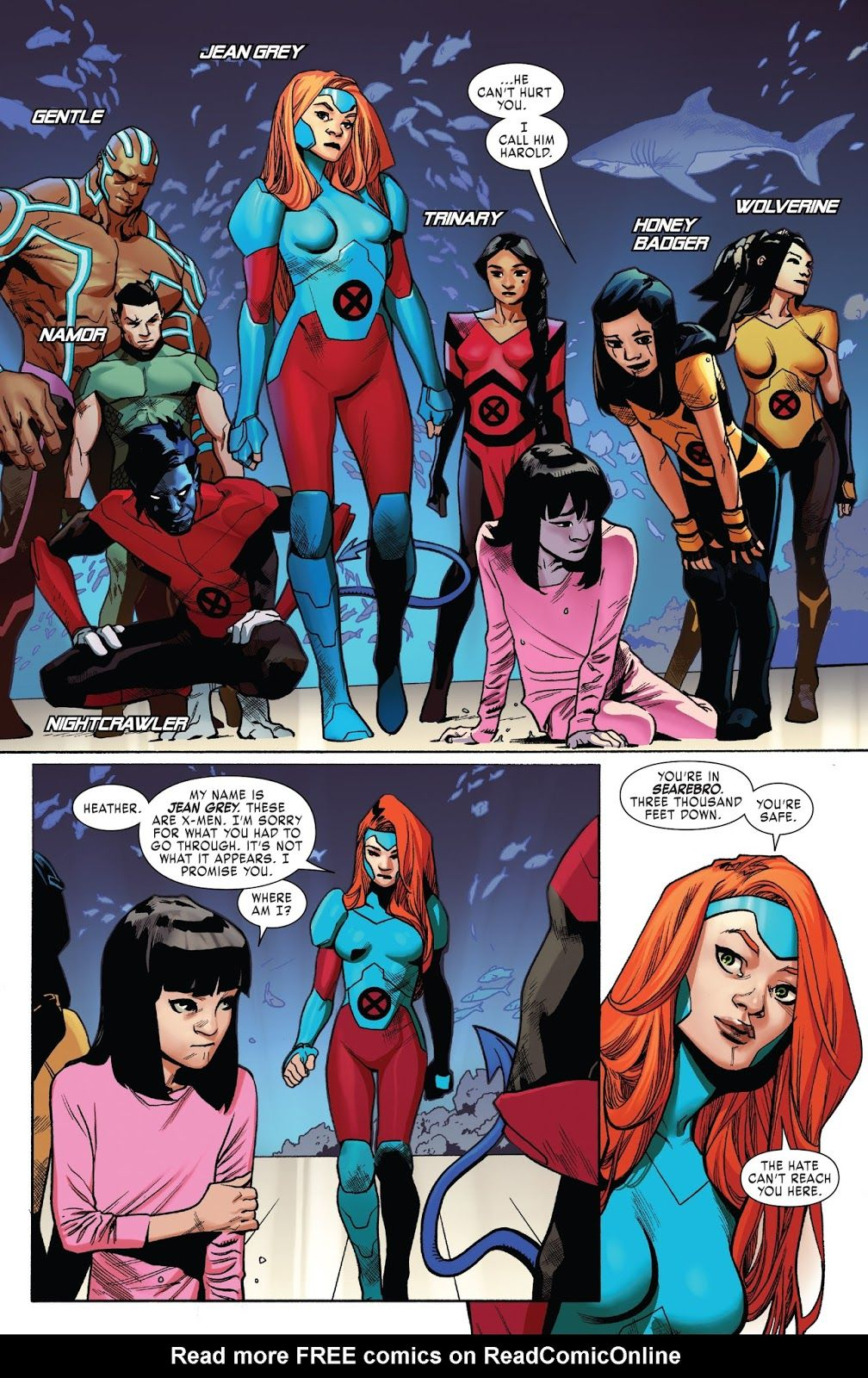 X Men Red Issue 1 Read X Men Red Issue 1 Comic Online In High Quality En 2020 Superheroes Marvel Marvel Comics