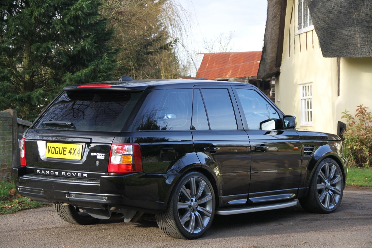 range rover sport hse 2007 java black range rover pinterest range rover sport range. Black Bedroom Furniture Sets. Home Design Ideas