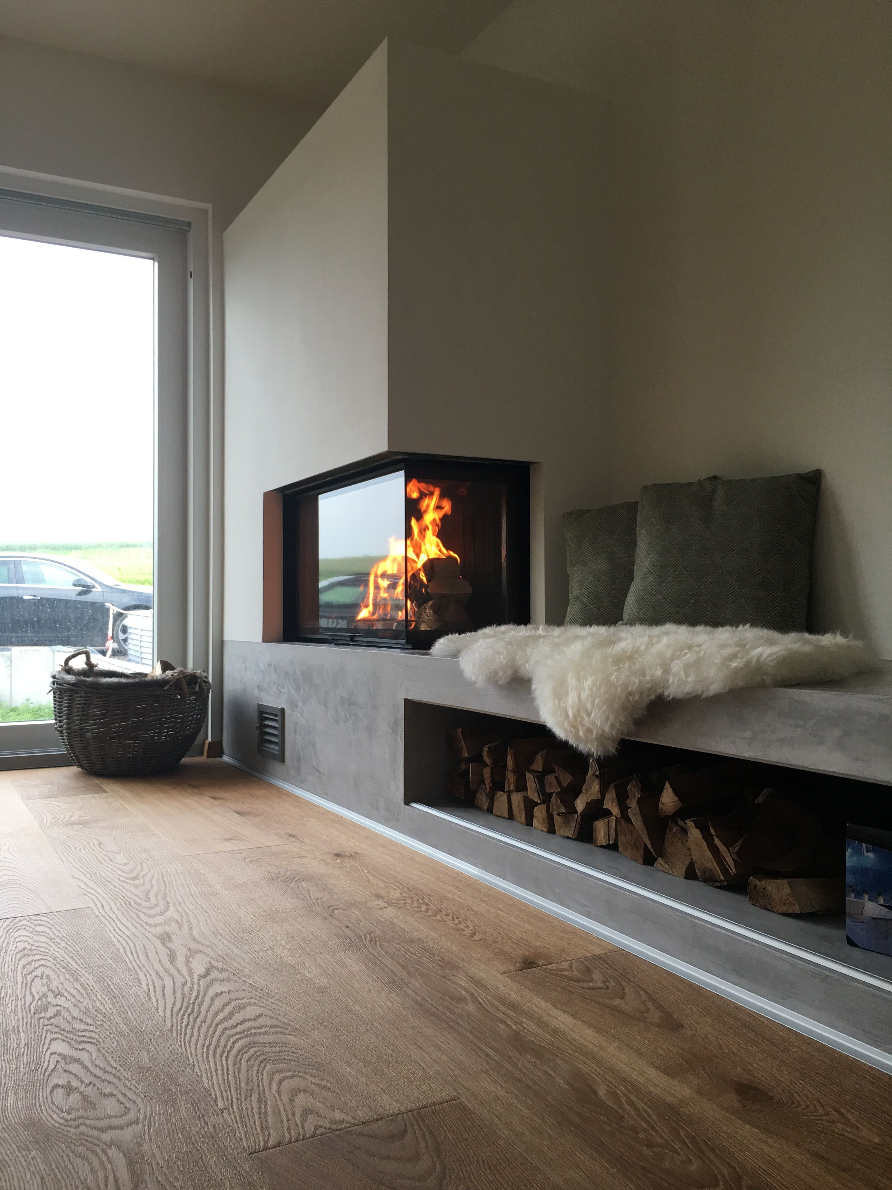 Photo of KUBBE fireplaces and stoves &; The way to your dream fireplace woonkamerideeen &; My blo …