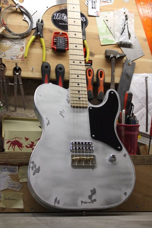 D Custom#2-Baldman- MeloDuende Guitars