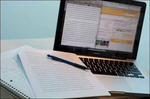 Online proofreader course