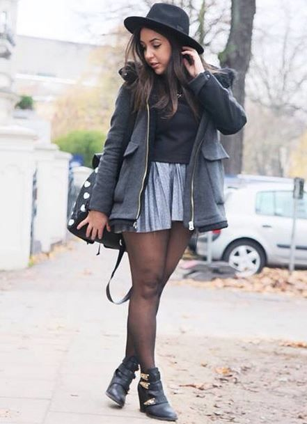 Tolles Outfit, besonders der tolle Rucksack von MAZE!!! Vielen Dank Samira & SamTV http://www.maze-fashion.de/