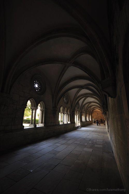 Mosteiro de Alcobaça | Fotografia de luis filipe da silva lima | Olhares.com