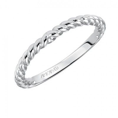 Mandy ArtCarved Wedding Ring