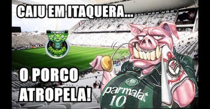 Os Memes Da Vitoria Do Palmeiras Em Itaquera Jailson Palmeiras Palmeiras Memes