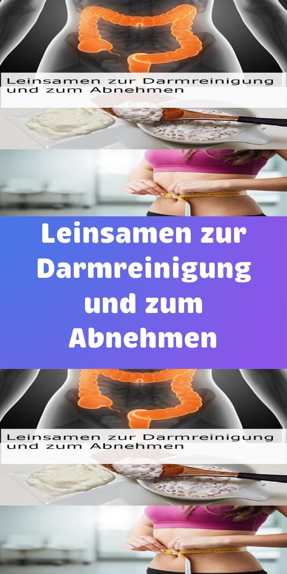 Eigenschaften von Leinsamenmehl zum Abnehmen des Bauches