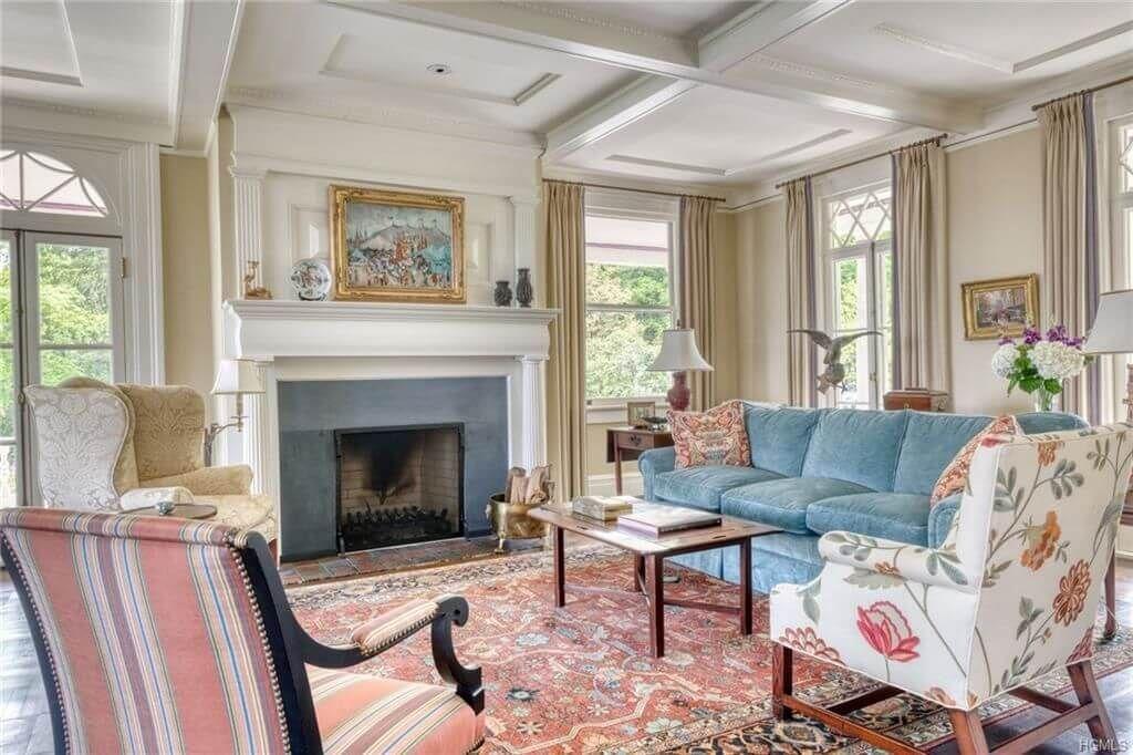 Coral living room glenholm 501 broadway upper nyack