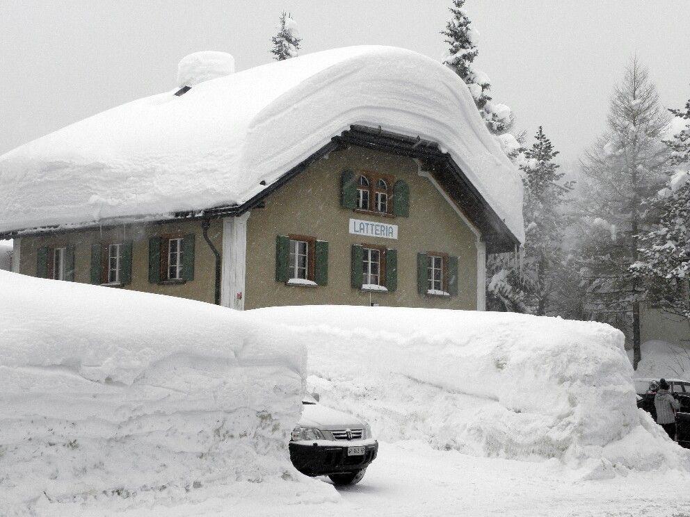 SLF > Dienstleistungen und Produkte > Medien > Medienmitteilungen 2014 > Winterrückblick 2013/14 > Kaum Schnee im Mittelland – ausserordentlich viel auf der Alpensüdseite www.slf.ch3968 × 2976Search by image Abb. 1: Viel Schnee in Maloja (GR) am 08.02.2014. Mit wiederholten Südstaulagen wurde der Alpensüdhang vor allem ab den Weihnachtstagen reichlich mit Schnee versorgt (200 bis 250 Prozent der normalen Niederschlagssummen). Zwis