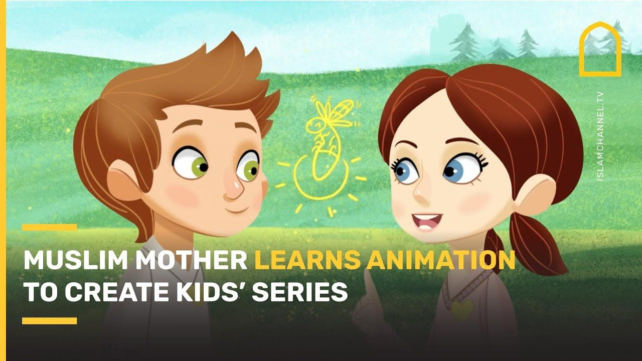Aya and Yusuf | Muslim Mother Learns Animation To Create Kids' Series 👪
