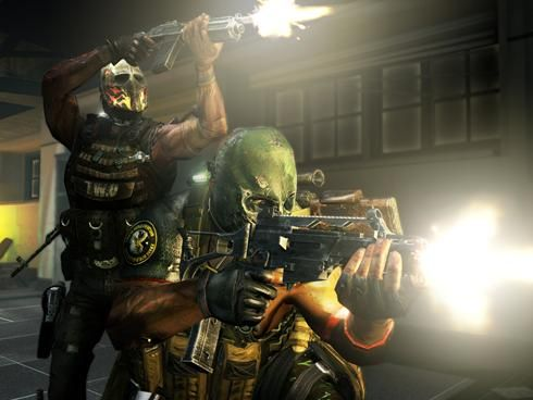 Electronic Arts Brings Back Army Of Two With Images Army Of