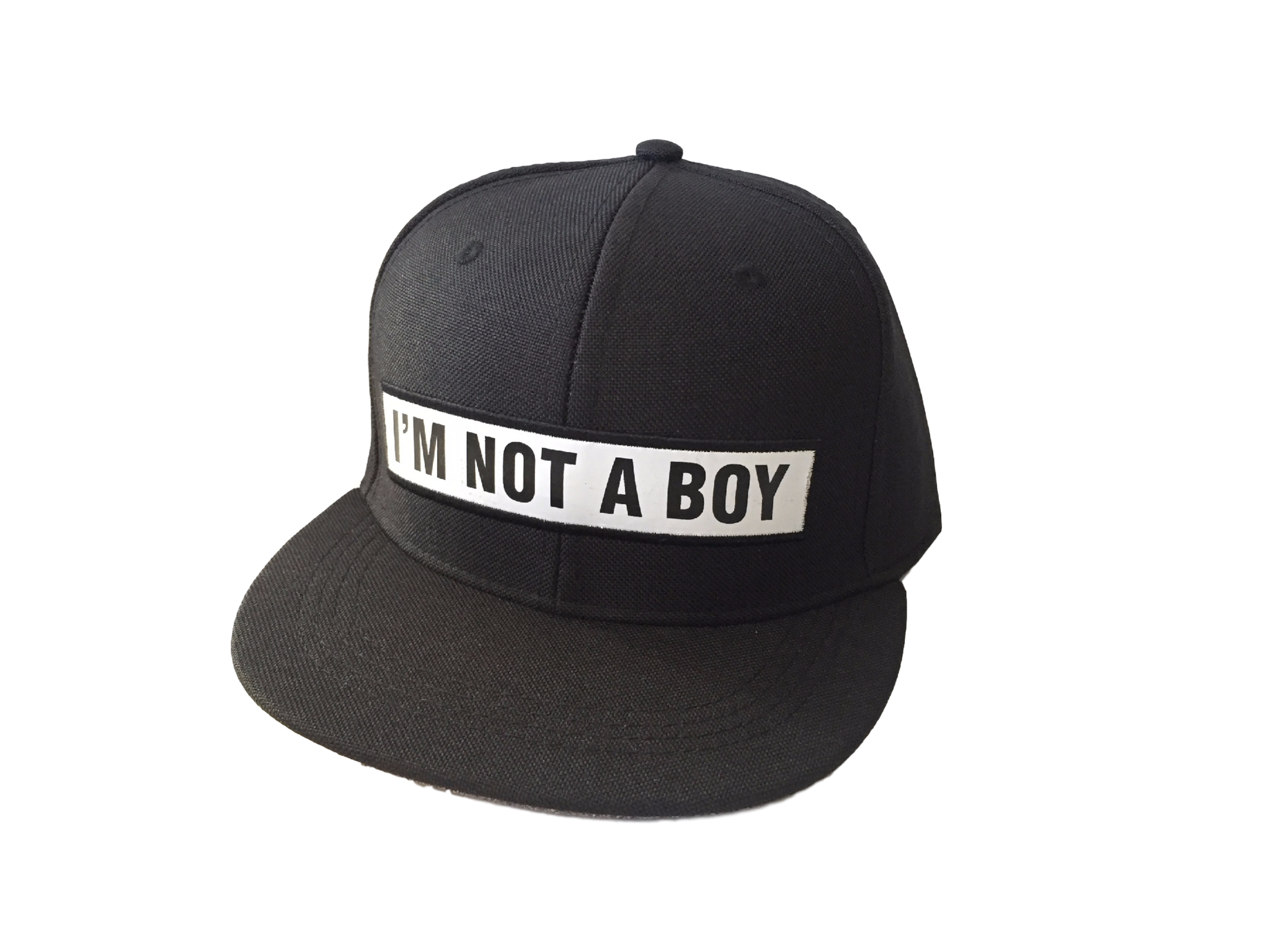 Have a little humor and sick of people chasing after you when entering the  ladies room  This is the snapback for you! Black 7399078a5c47