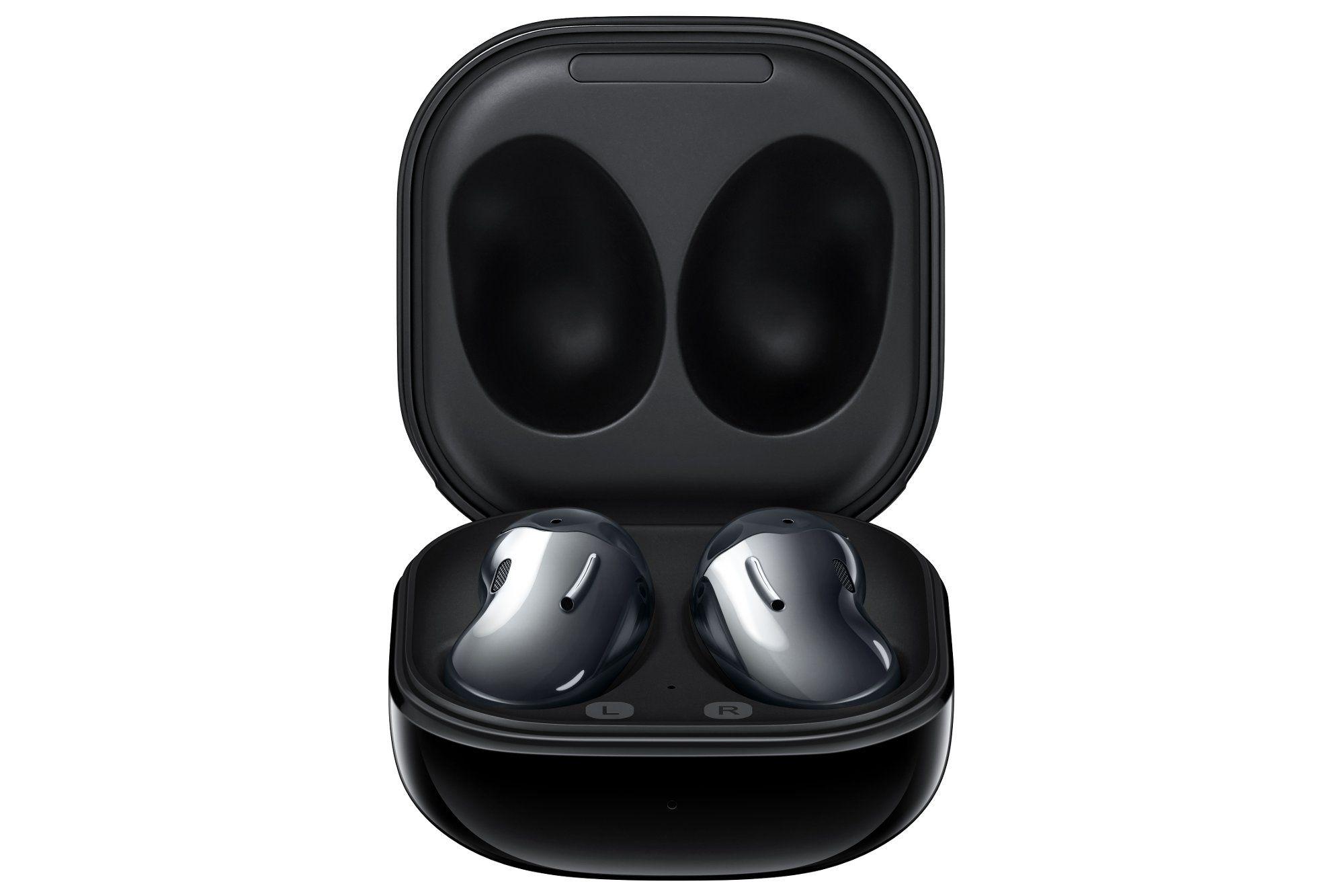 Samsung True Wireless Galaxy Buds Live Black Samsung Galaxy Earbuds Wireless Earbuds