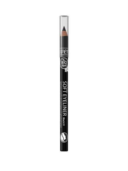Lavera Soft Eyeliner Black 01