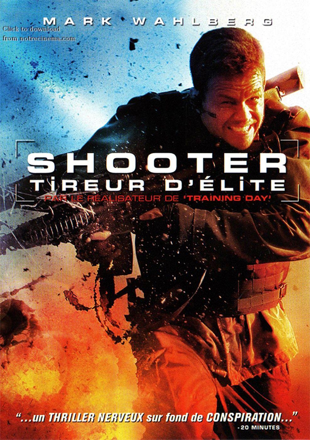 shooter tireur délite - film entier en français
