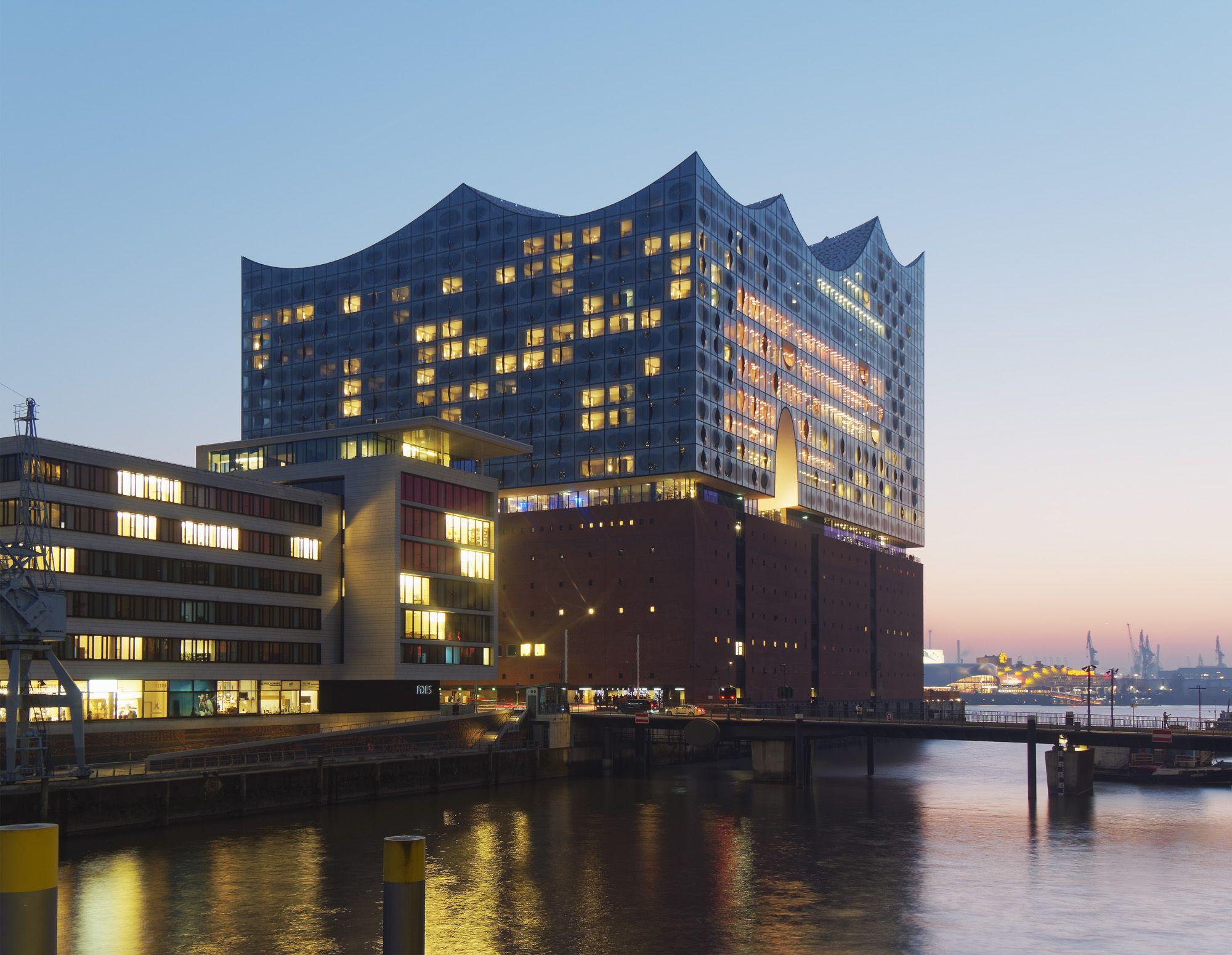 Elbphilharmonie Hamburg Fertiggestellt 2017 Foto Architektur Photos De Mark Wohlrab Elbphilharmonie Hamburg Hamburg